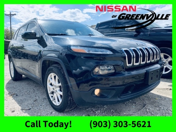 2014 Jeep Cherokee in Greenville, TX