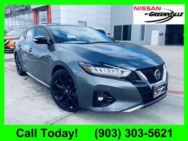 2020 Nissan Maxima in Greenville, TX