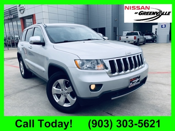 2012 Jeep Grand Cherokee in Greenville, TX