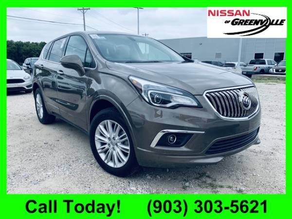 2017 Buick Envision in Greenville, TX