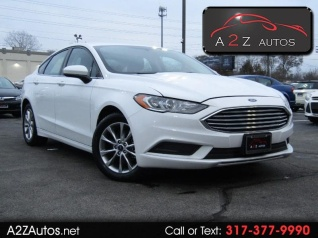 2017 Ford Fusion Se Fwd For In Indianapolis