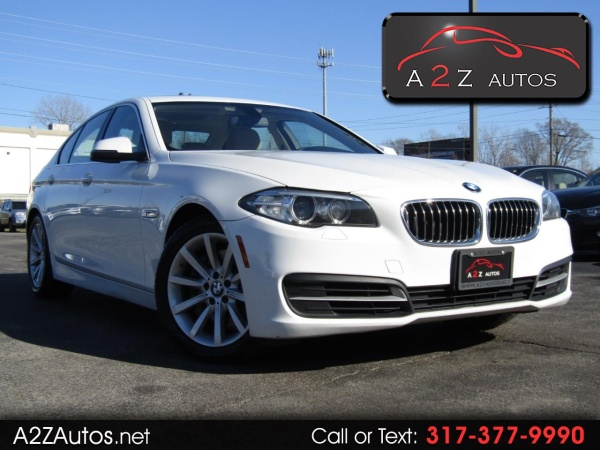 2014 BMW 5 Series in Indianapolis, IN