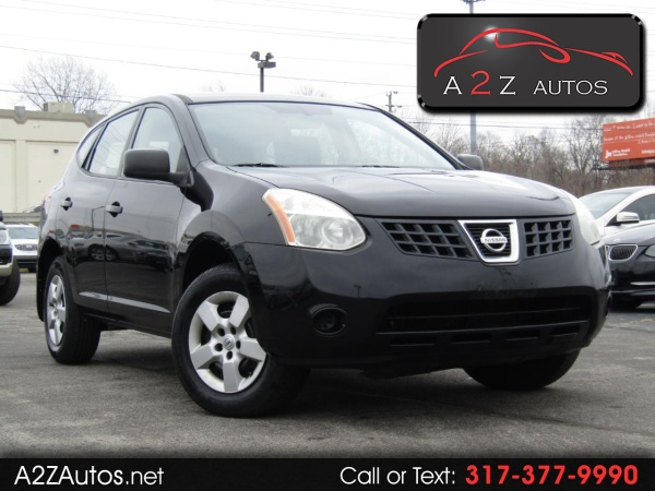 2008 Nissan Rogue in Indianapolis, IN