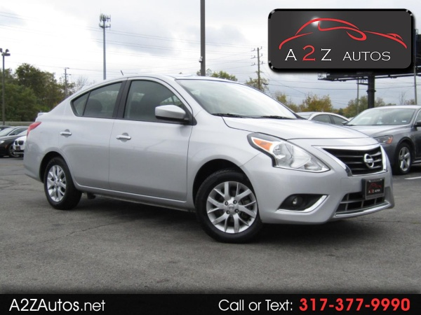 2018 Nissan Versa in Indianapolis, IN