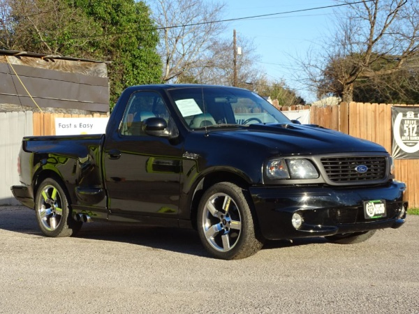 2000 ford f 150 lightning regular cab flareside 120 rwd. Black Bedroom Furniture Sets. Home Design Ideas