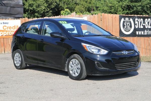 2017 Hyundai Accent in Austin, TX