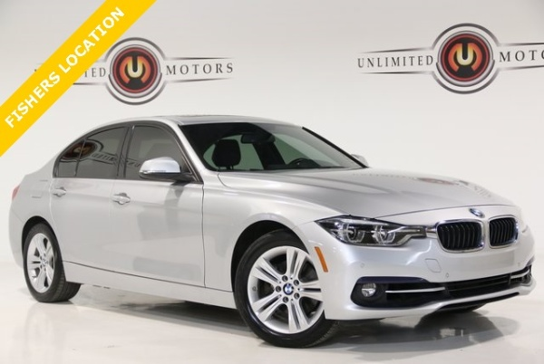 2016 BMW 3 Series in Indianapolis, IN