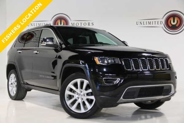 2017 Jeep Grand Cherokee in Indianapolis, IN