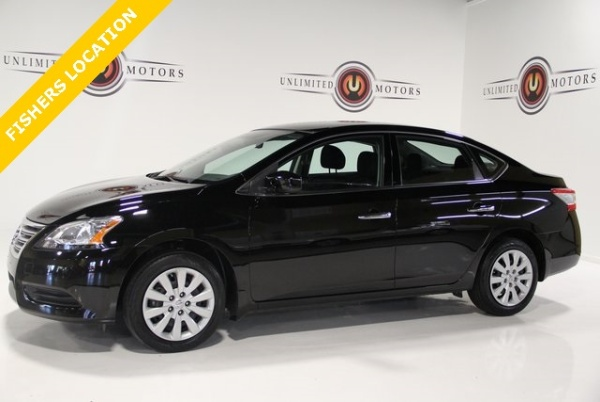 2015 Nissan Sentra in Indianapolis, IN