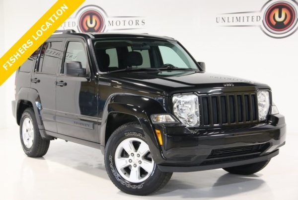 2012 Jeep Liberty in Indianapolis, IN
