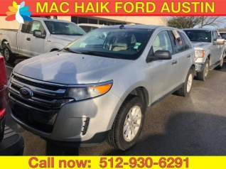 Ford Edge Se Fwd For Sale In Georgetown Tx