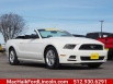 2013 Ford Mustang V6 Convertible for Sale in Georgetown, TX