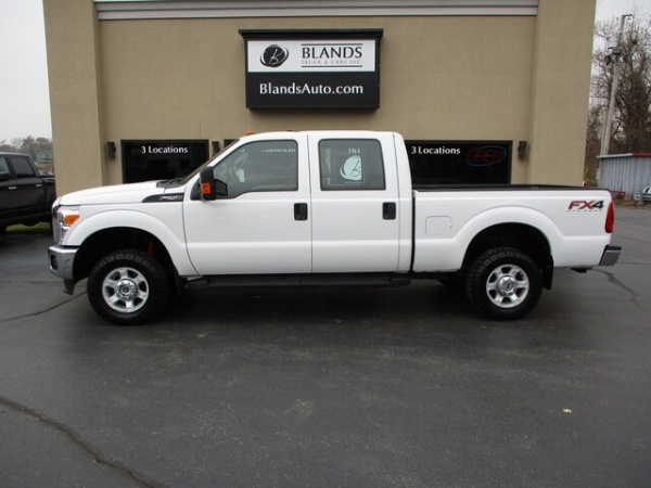 2016 Ford Super Duty F-250 in Bloomington, IN