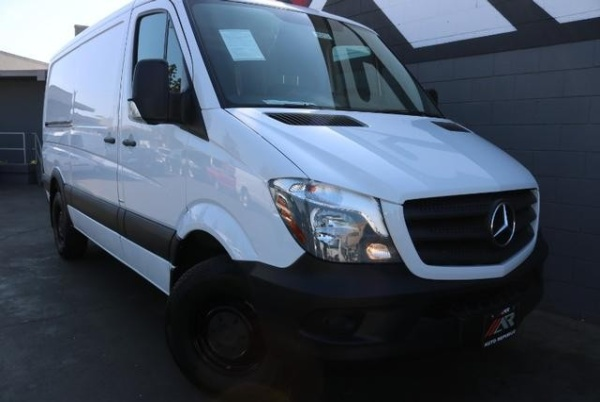 2016 Mercedes-Benz Sprinter Cargo 2500