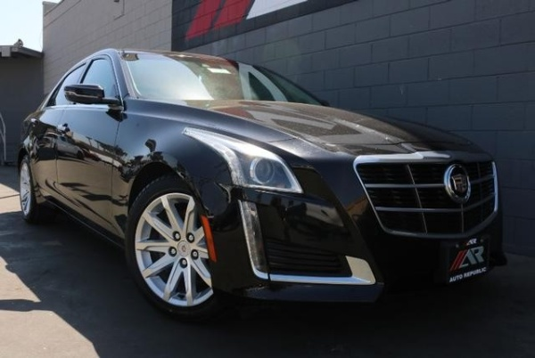 2014 Cadillac CTS in Fullerton, CA