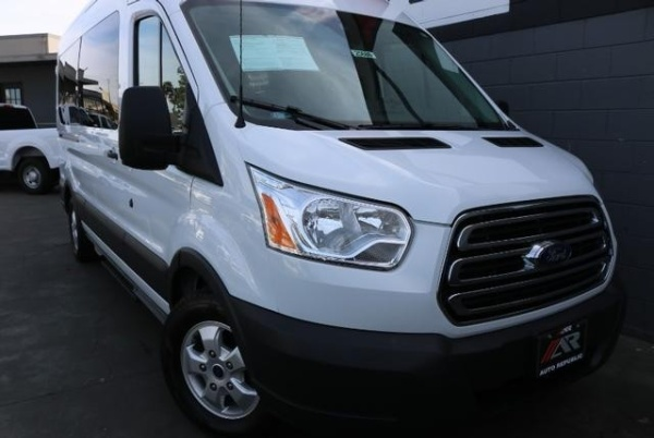 2017 Ford Transit Passenger Wagon in Fullerton, CA