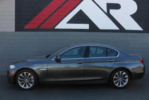 2016 BMW 5 Series in Fullerton, CA
