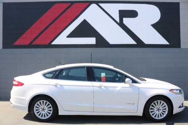 2015 Ford Fusion in Fullerton, CA