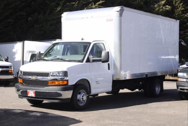 """2019 Chevrolet Express \4500 Van 177\""""\""""\"""""""""""