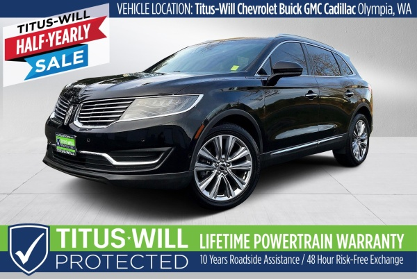 2016 Lincoln MKX in Olympia, WA