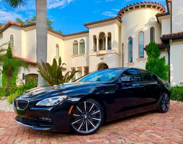 2016 BMW 6 Series in Tampa, FL