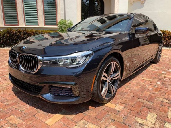 2017 BMW 7 Series in Tampa, FL