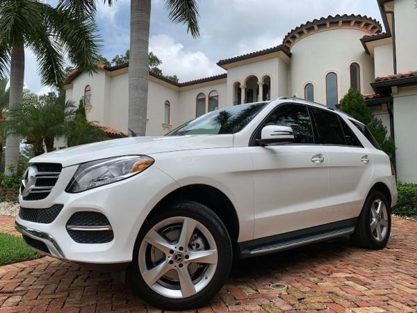 2017 Mercedes-Benz GLE in Tampa, FL