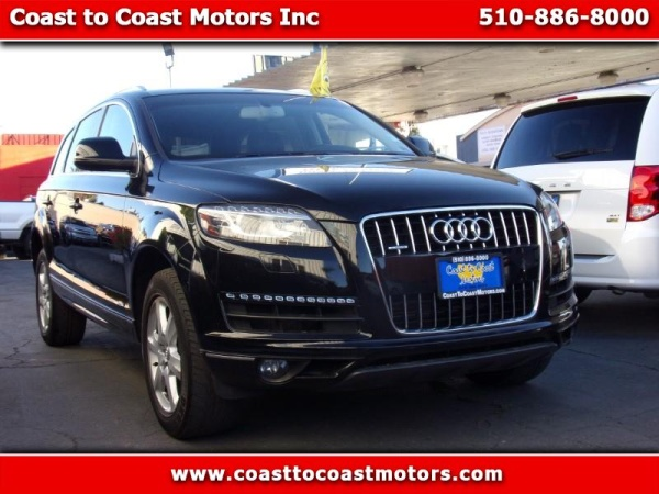 2015 Audi Q7 in Hayward, CA