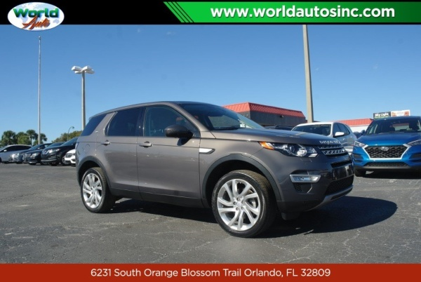 2016 Land Rover Discovery Sport in Orlando, FL