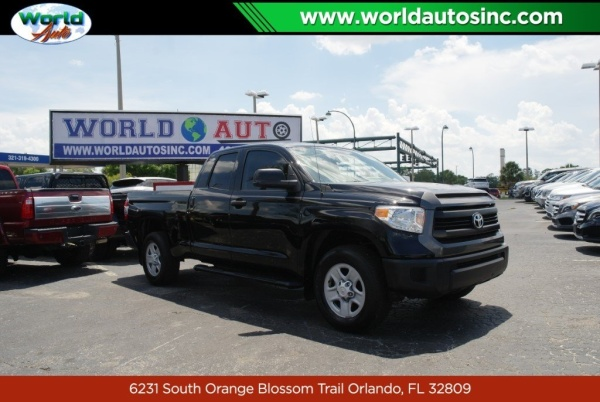2017 Toyota Tundra in Orlando, FL