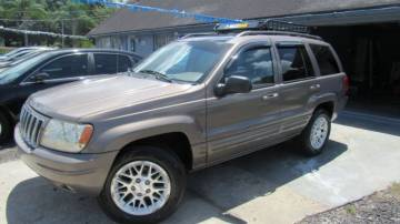 2002 Jeep Grand Cherokee Limited 4wd For Sale In Tampa Fl Truecar