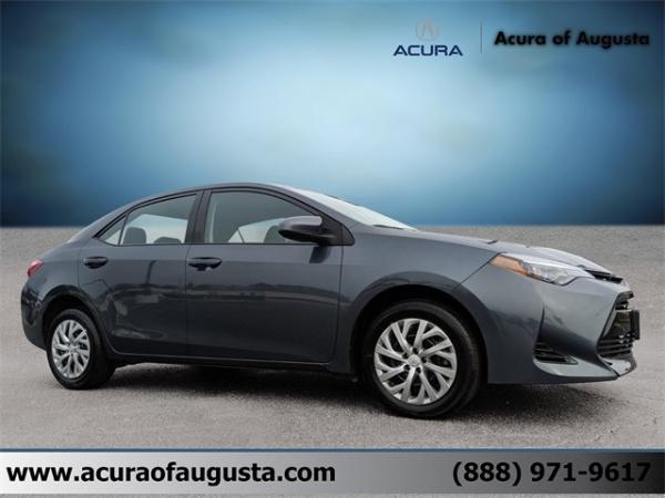 2019 Toyota Corolla in Augusta, GA