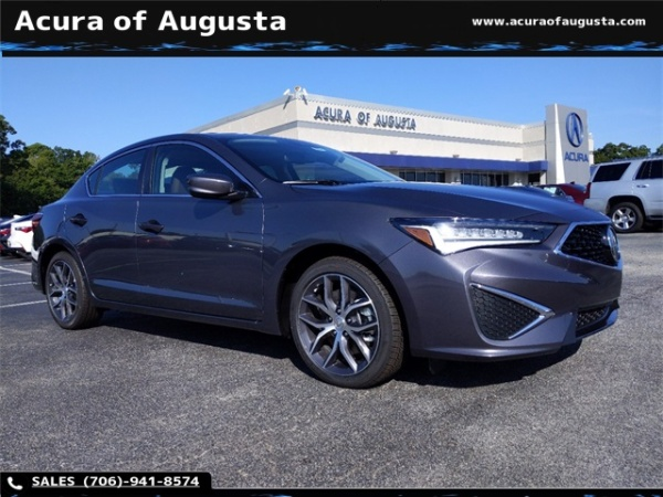 Acura Of Augusta >> 2019 Acura Ilx With Premium Package For Sale In Augusta Ga