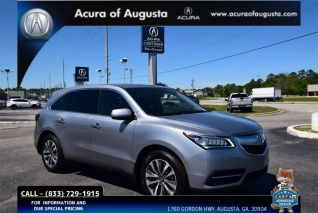 Acura Of Augusta >> Used Acura Mdx For Sale In Augusta Ga 51 Used Mdx Listings In
