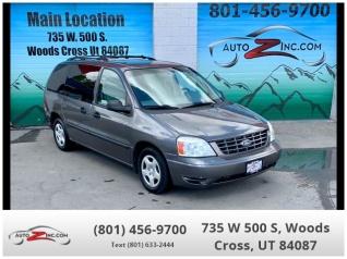 Ford Freestar Wagon
