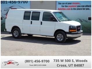 Used GMC Savana Cargo Vans for Sale | TrueCar