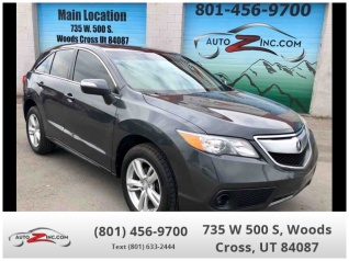 Used Acura SUVs For Sale Search Used SUV Listings TrueCar - Acura suv used