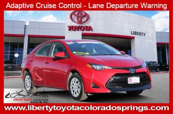 2018 Toyota Corolla in Colorado Springs, CO