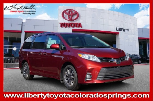 2020 Toyota Sienna in Colorado Springs, CO