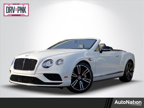 2017 Bentley Continental GT V8 S