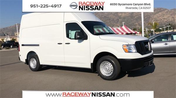 2020 Nissan NV Cargo in Riverside, CA
