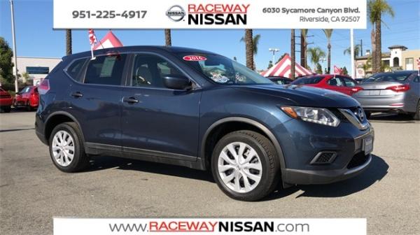 2016 Nissan Rogue in Riverside, CA