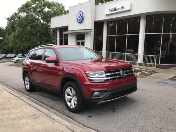 2019 Volkswagen Atlas in Columbia, SC