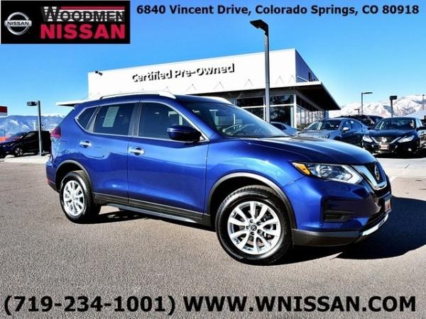 2019 Nissan Rogue in Colorado Springs, CO