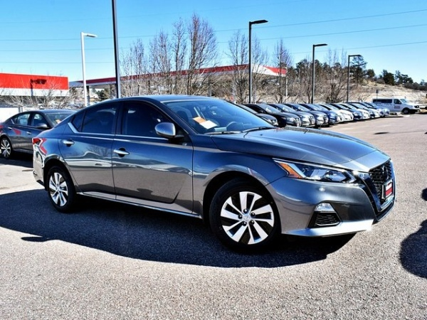 2020 Nissan Altima in Colorado Springs, CO