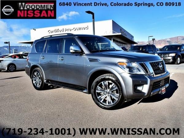 2019 Nissan Armada in Colorado Springs, CO
