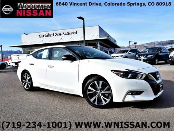 2017 Nissan Maxima in Colorado Springs, CO