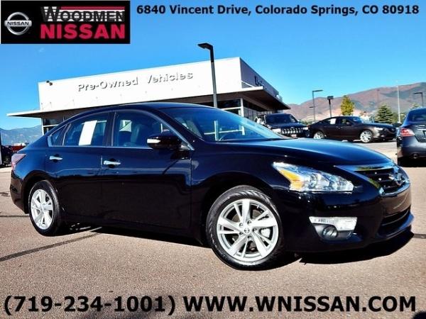 2015 Nissan Altima In Colorado Springs, CO