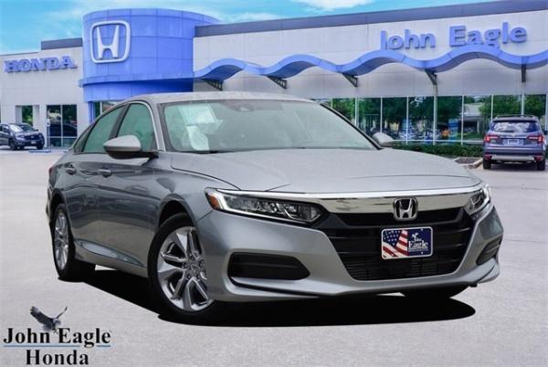 2019 Honda Accord in Dallas, TX