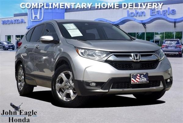 2017 Honda CR-V in Dallas, TX